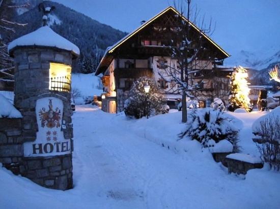 Romantik Hotel Spielmann:                   februari 2013