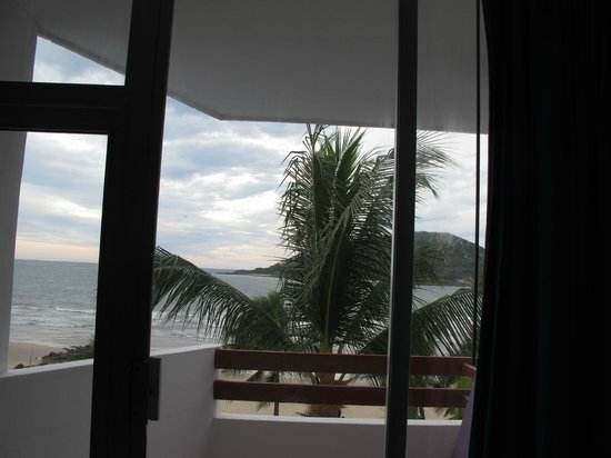 Oceano Palace: Vista desde la habitación