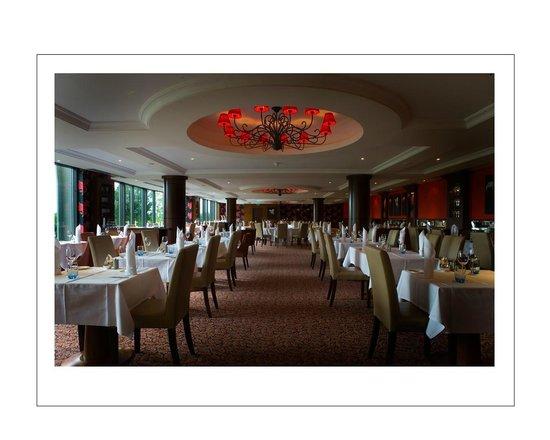 Lyrath Estate Hotel & Spa: La Perla Restaurant