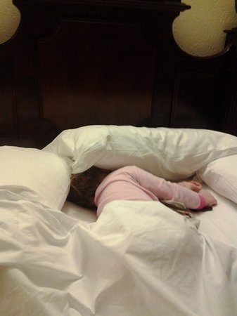 Disney's Port Orleans Resort - French Quarter:                   Comfortable Beds