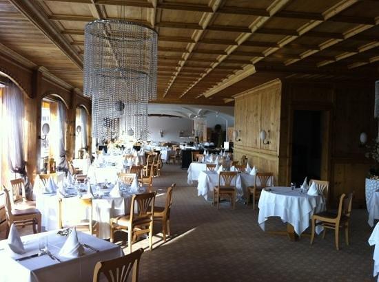 Hôtel de l'Etrier : restaurant