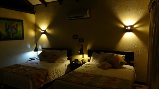Arenal Springs Resort and Spa: Die Suite