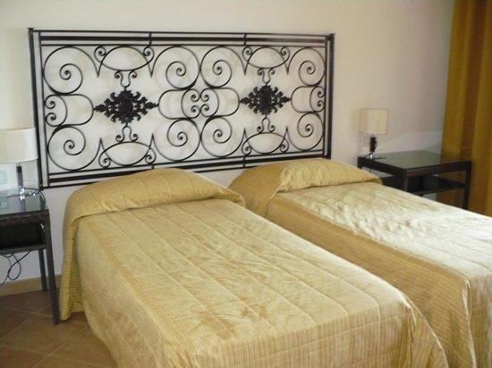 Hotel Santa Tecla Palace:                   номер