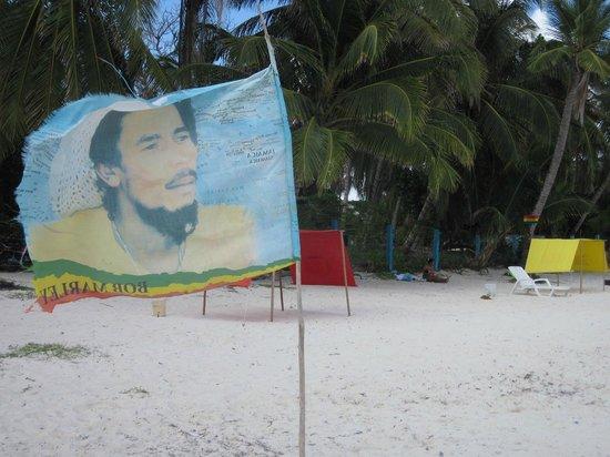 Royal Decameron Marazul :                                     Sur la plage de Rocky Cay