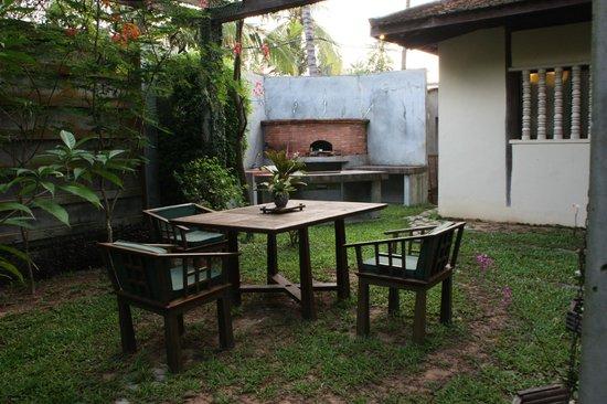 Amatao Tropical Residence:                                                       Jardín