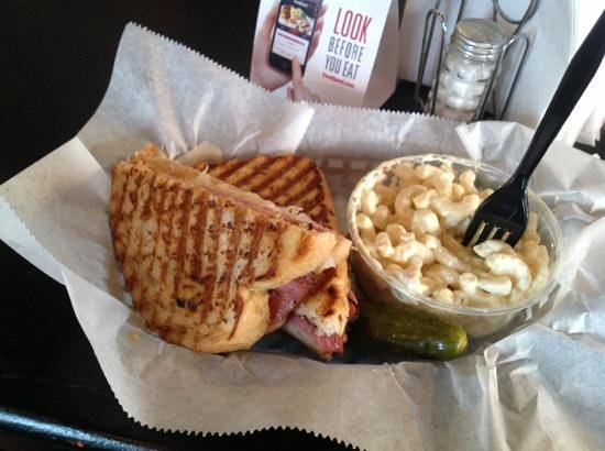 The Best Sandwich In Town Review Of Brown Bag Deli Columbus Oh Tripadvisor