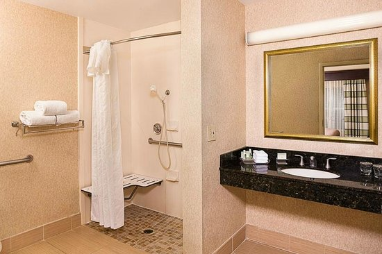 Homewood Suites Orlando-Maitland: Accessible Guest Suites bathroom