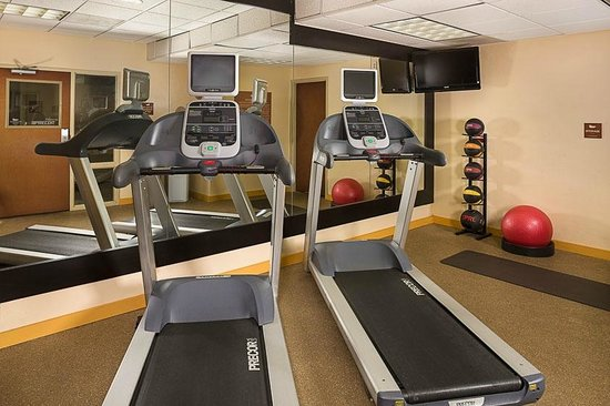 Homewood Suites Orlando-Maitland: Fitness Center