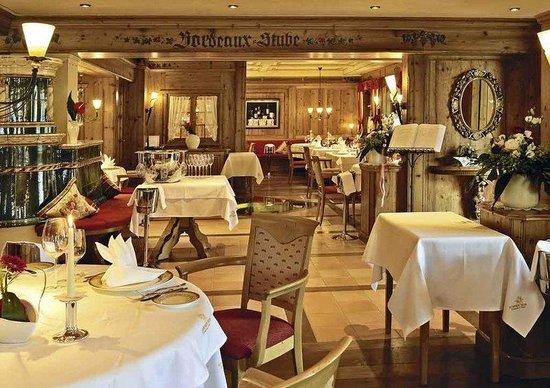 Ringhotel Sonnenhof Hotel: Restaurant Sonnenhof