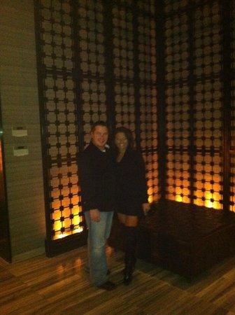 Loews Minneapolis Hotel:                   Hotel Lobby