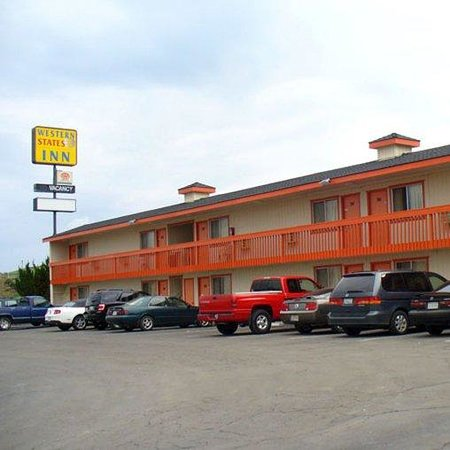 CAWestern States Inn San Miguel Exterior