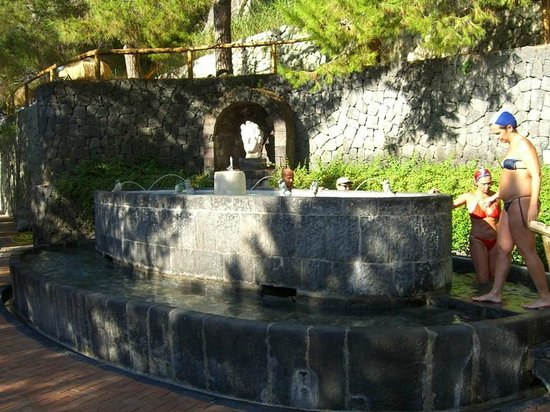 Bagno Giapponese Terme Ischia : Giardini poseidon terme foto di giardini poseidon terme forio