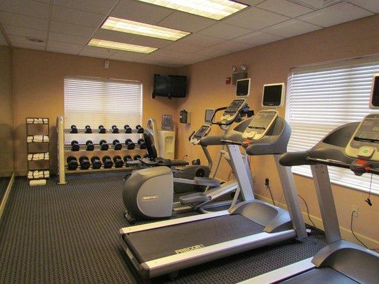 Residence Inn Detroit Livonia: Fitness center