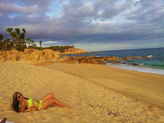 Chileno Beach: Agusto!!