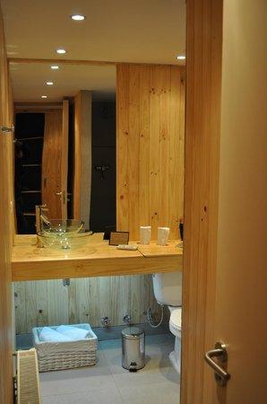 Ilaia Hotel : baño