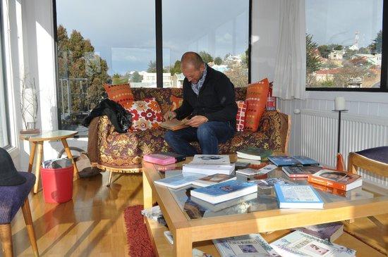 Ilaia Hotel : mirador de lectura y escritura