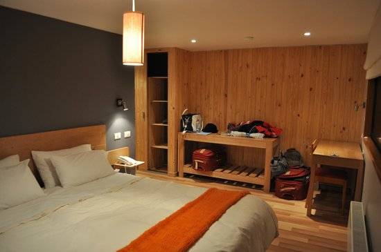 Ilaia Hotel: habitación