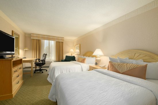 Hilton Garden Inn Atlanta North/Johns Creek: Double room with two double beds in each room