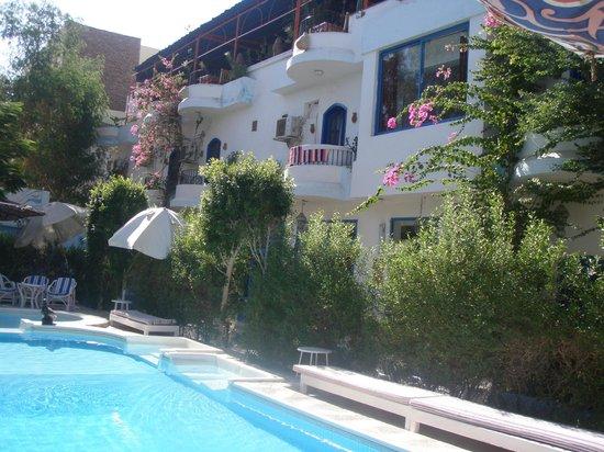 El Gezira Hotel:                   Гезира Гарден