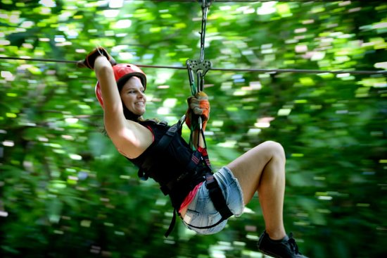 ‪Canopy Adventure Zip Line Tours‬