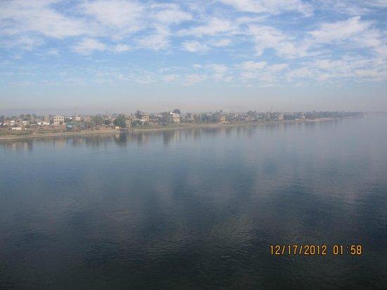 Hilton Luxor Resort & Spa:                                     Nile