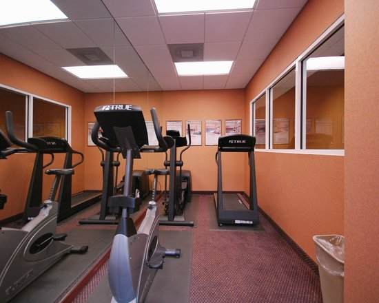 Comfort Inn & Suites Jupiter: Fitness Center
