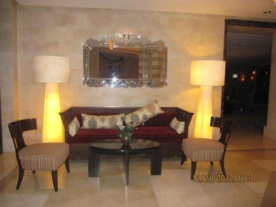 Hilton Luxor Resort & Spa:                                     Room where I used to drink my Turkish coffee