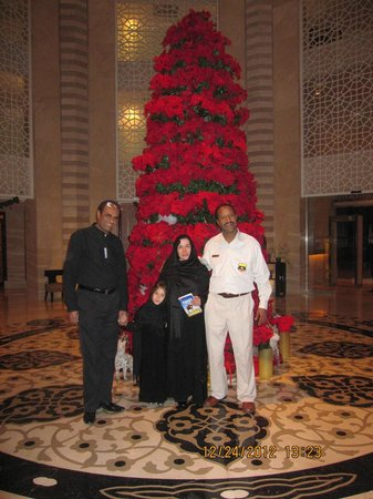 Hilton Luxor Resort & Spa:                                     24th Dec