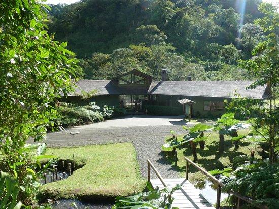 El Silencio Lodge & Spa: Vista del Hotel
