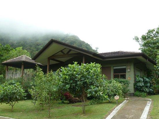 El Silencio Lodge & Spa: Vista de la Habitación