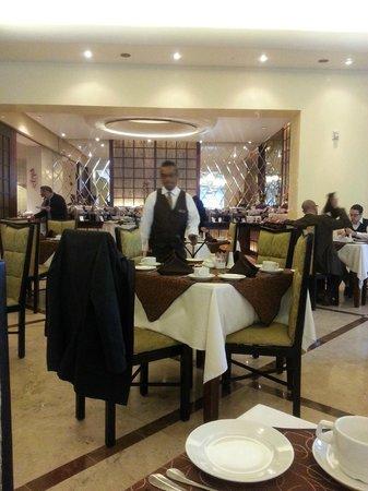 Crowne Plaza Hotel de Mexico: comedor