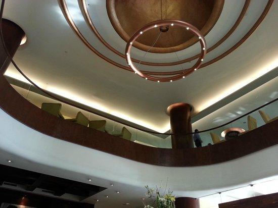 Crowne Plaza Hotel de Mexico: lobby
