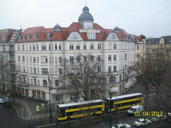 view from room 2nd floor early morning - Picture of Come Inn Berlin Kurfuerstendamm Opera ...