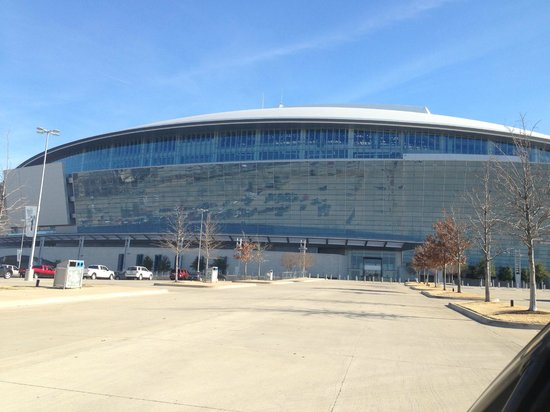 Candlewood Suites Dallas Park Central: Cowboys stadium in Arlington not too bad of a drive