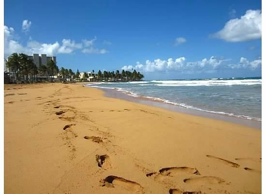 Around the corner from Luquillo Sunrise Beach Inn