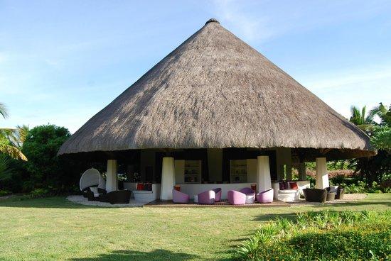Sofitel So Mauritius:                   réception