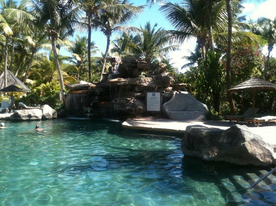 Galley Bay Resort:                   Swimming pool