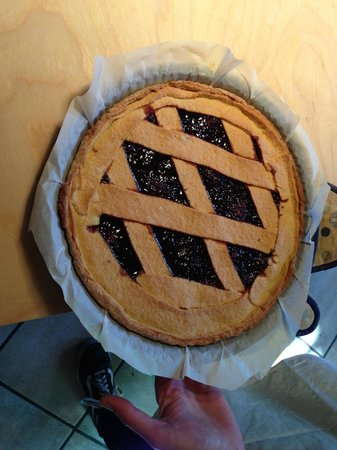 Let's Cook in Umbria: Crostata