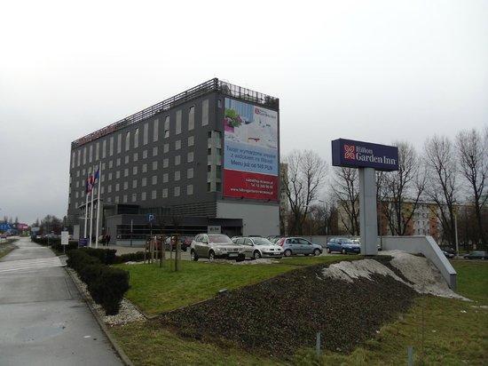 Hilton Garden Inn Hotel Krakow:                   Superb Hotel