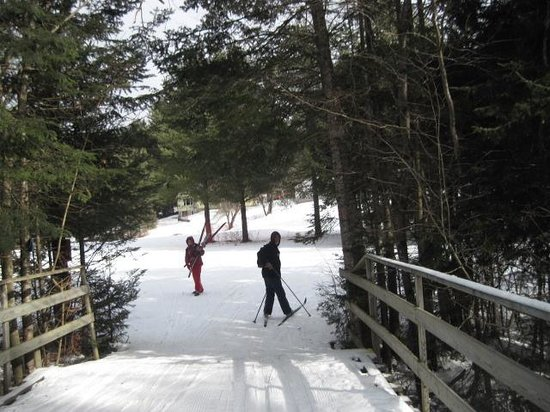 Lapland Lake Cross Country Ski Center:                   Awesome Skiing!