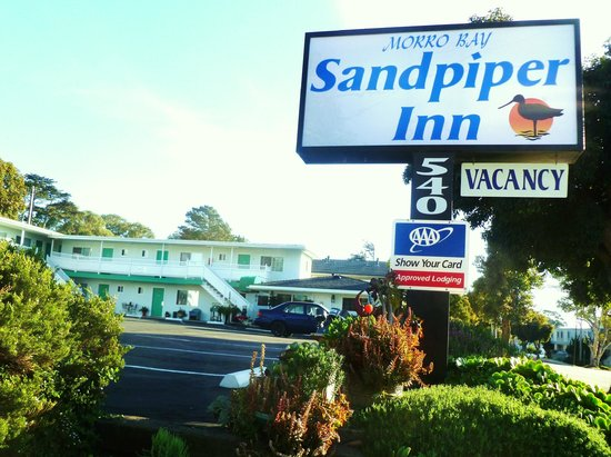 Morro Bay Sandpiper Inn: Destination