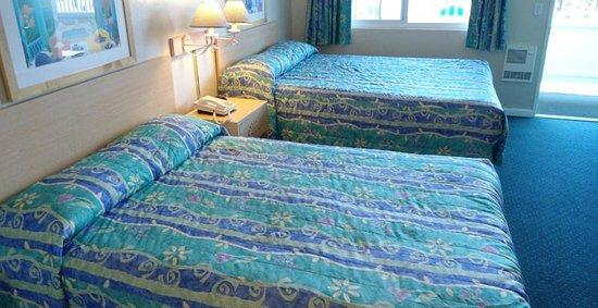 Morro Bay Sandpiper Inn: Double Delux