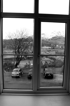 Waterhead Hotel:                   our room view