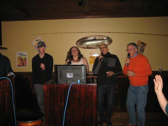 Western Avenue Bar and Grill:                   Karaoke Night