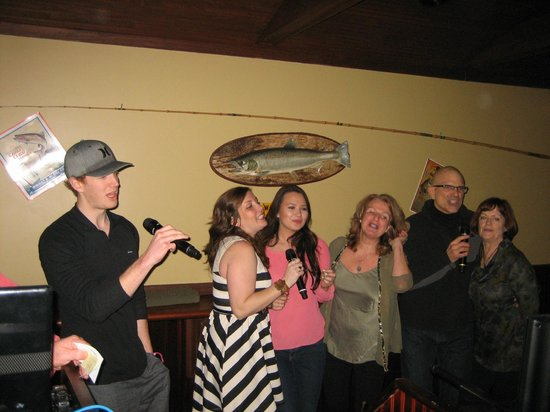 Western Avenue Bar and Grill:                   Sing It!