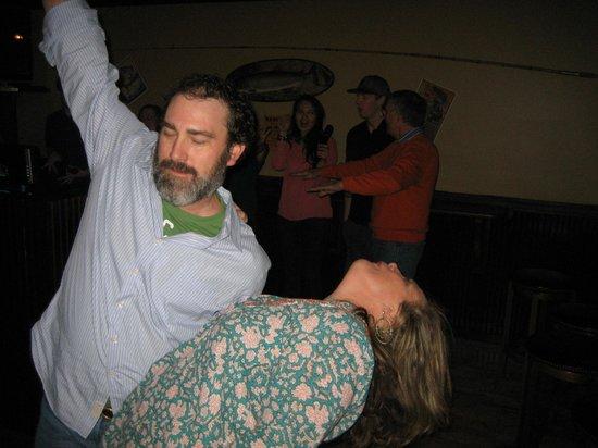 Western Avenue Bar and Grill:                   Dance Floor