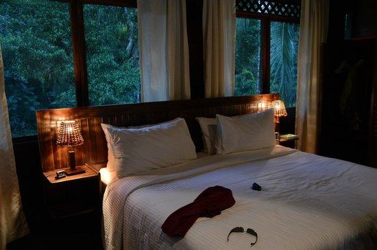 Tortuga Lodge & Gardens:                   Tortuga Lodge