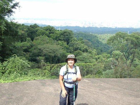 Trekking no Parque Estadual da Cantareira