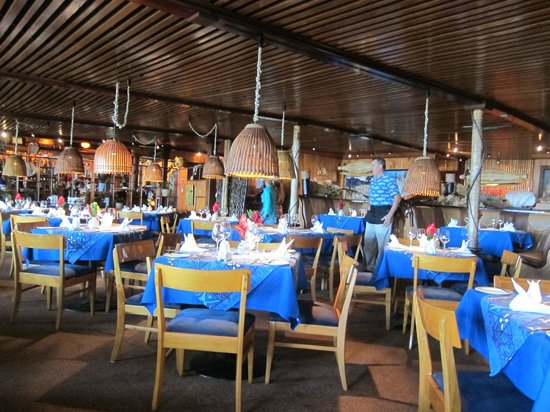 Dining Area - Picture of Mama's Fish House, Paia - TripAdvisor