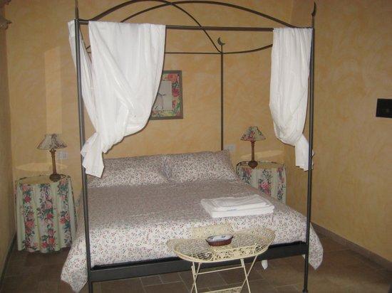 Fattoria Poggerino:                   Our room